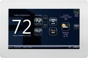 Icomfort Wi Fi Home Screen