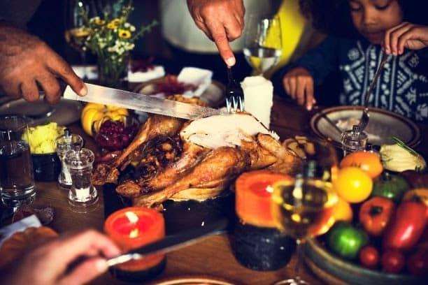 Bigstock Family Dinner