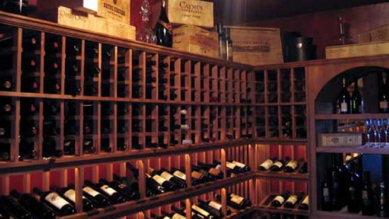 Hobaica Phoenix Wine Cellar